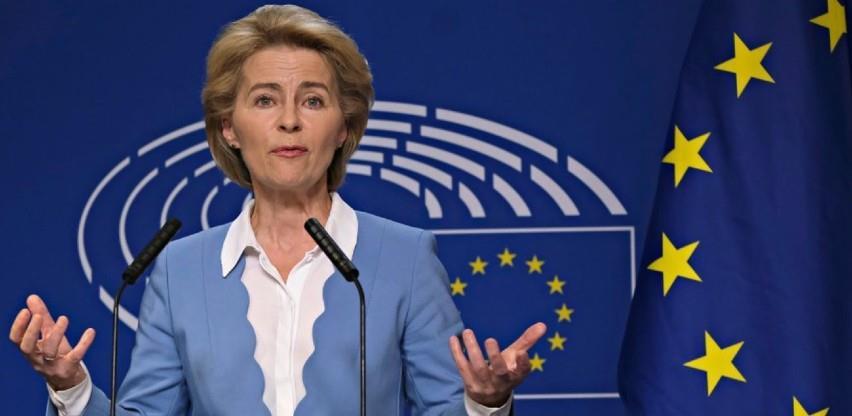 EK: Tri milijarde eura za Minsk ostaju zamrznute