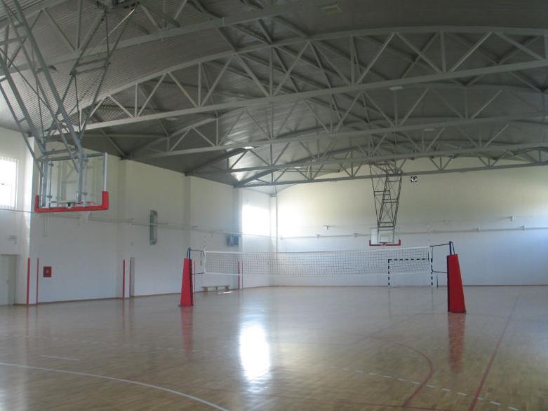 Sport Net Inženjering opremio sportsku dvoranu Osnovne škole Zalik