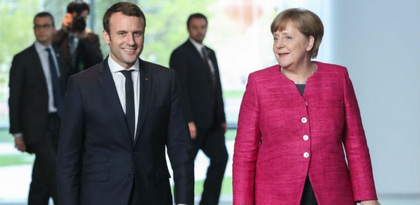 Merkel i Macron potpisuju novi sporazum o jačanju francusko-njemačkih odnosa