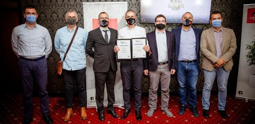 Međunarodni uspjeh inžinjera Fabrike cementa Lukavac