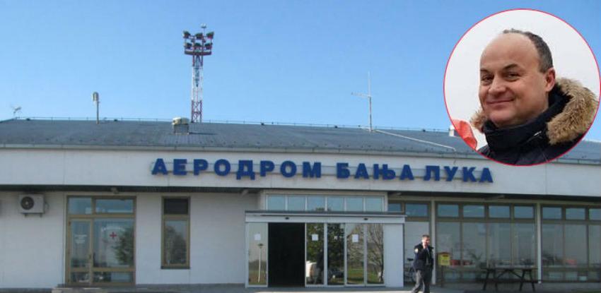 Bivši ambasador novi v.d. direktor Aerodroma Banja Luka