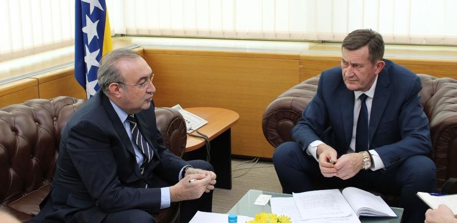 U maju trilateralni susret o izgradnji autoputa Beograd - Sarajevo