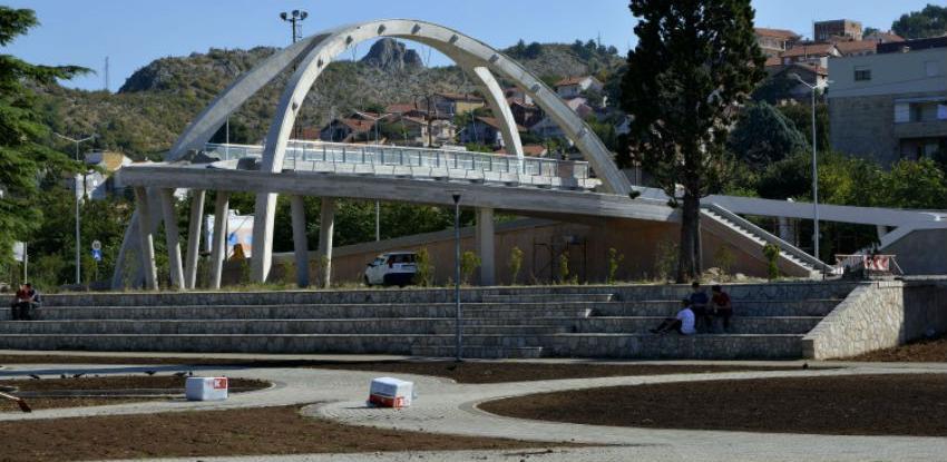 Mostar dobija još jedan park, u toku uređenje zelenih površina