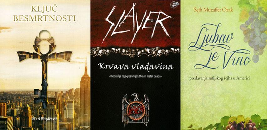 Zanimljivi novi naslovi u online knjižari - Knjiga.ba