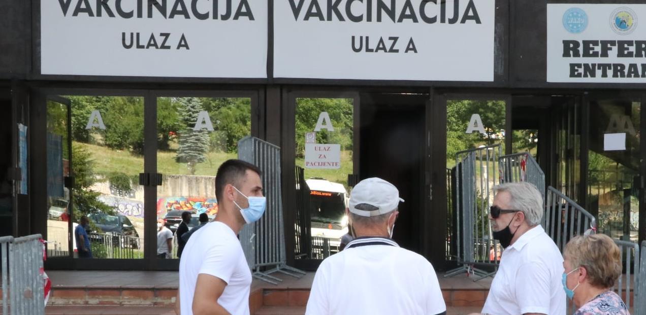 Koliko je građana u BiH preboljelo COVID, a koliko se vakcinisalo