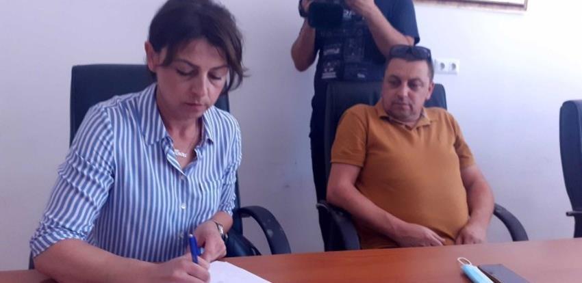Novi Travnik: Potpisano devet ugovora u vrijednosti od 308.000 KM