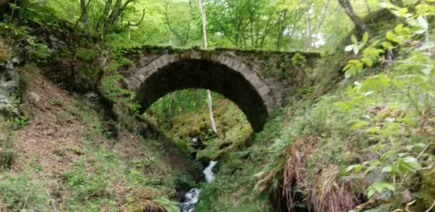 Najstariji most u BPK Goražde prepušten zaboravu