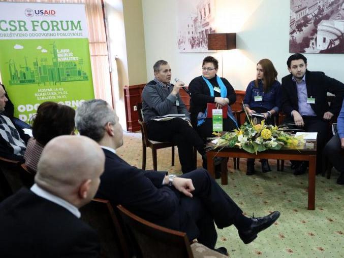 U Mostaru održan Forum društvene odgovornosti