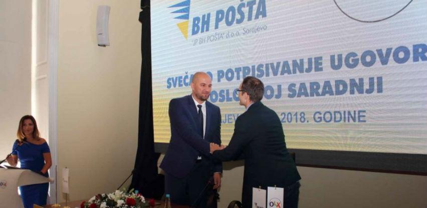 BH Pošta novi partner dostavljač u kupovini preko internet oglasnika OLX.ba