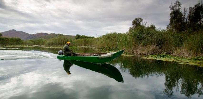 Hercegovačka rijeka fenomen: Izvire niotkud, teče uzvodno