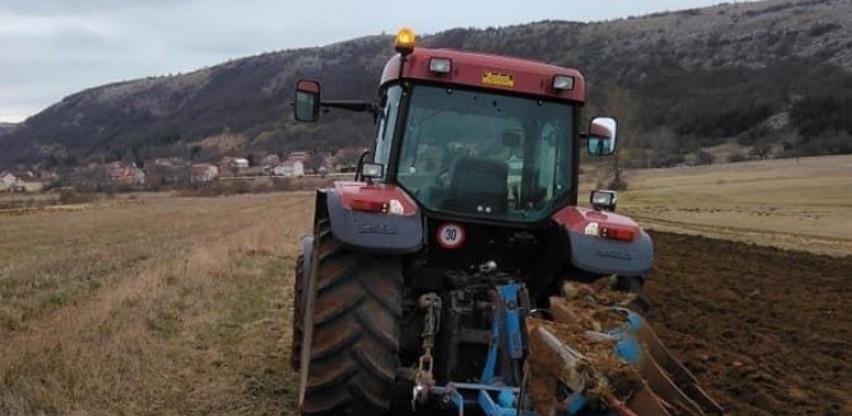 Podrška poljoprivrednim proizvođačima s područja općine Konjic