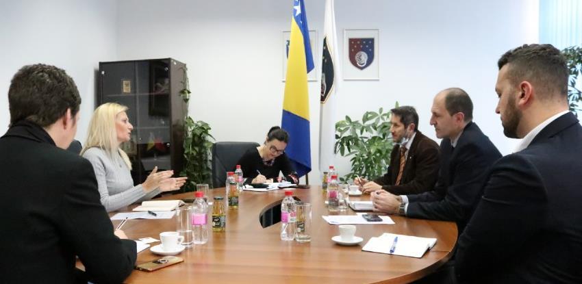 EIB planira kreditiranje velikih infrastrukturnih projekata u Kantonu Sarajevo