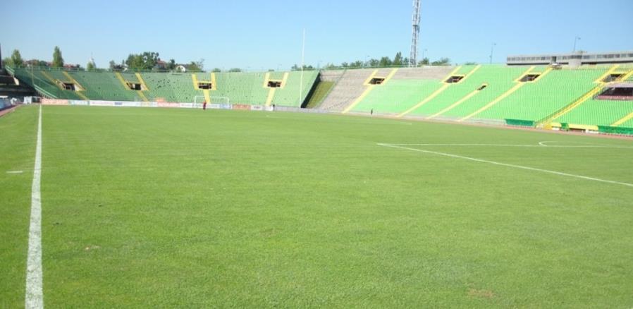 Obnova travnjaka naredni projekat u modernizaciji stadiona na Koševu