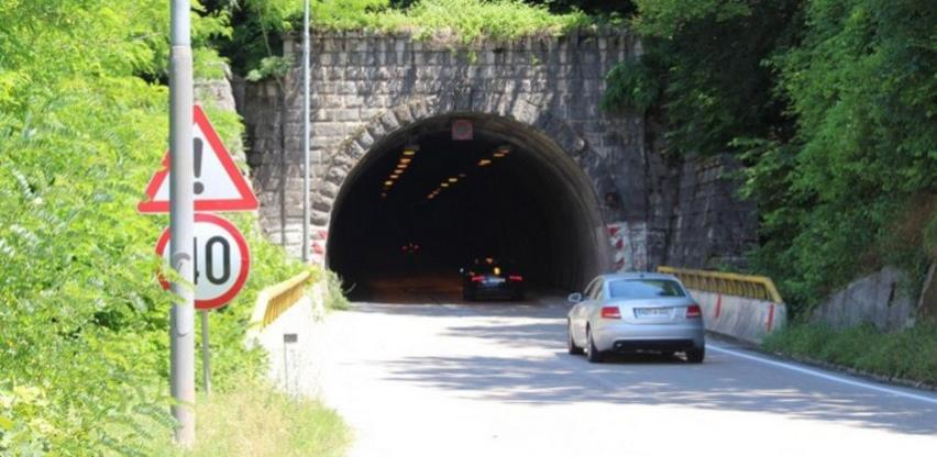 Danas protesti i blokada saobraćaja zbog rekonstrukcije tunela Crnaja