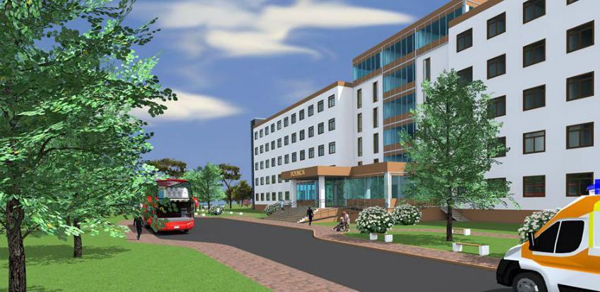 Početkom građevinske sezone kreću radovi na novoj bolnici u Doboju