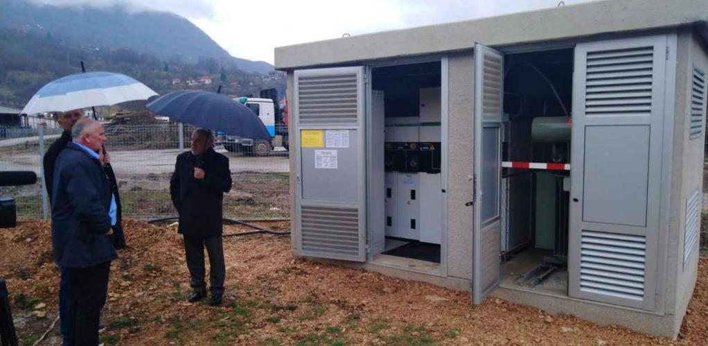 Industrijska zona Brod u Foči dobila struju, najavljena nova ulaganja