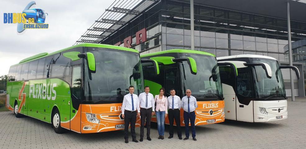 Kompanijia Centrotrans prvi vlasnik novih Tourismo autobusa u BiH