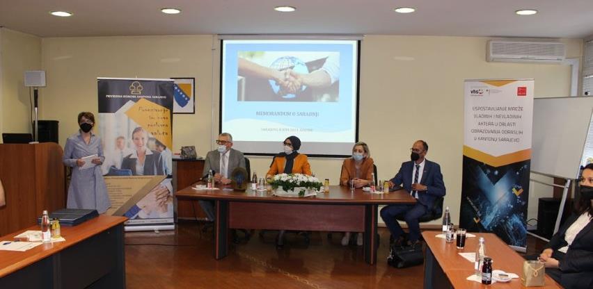 Memorandum o saradnji: Jačanje lokalnog partnerstva u oblasti obrazovanja odraslih