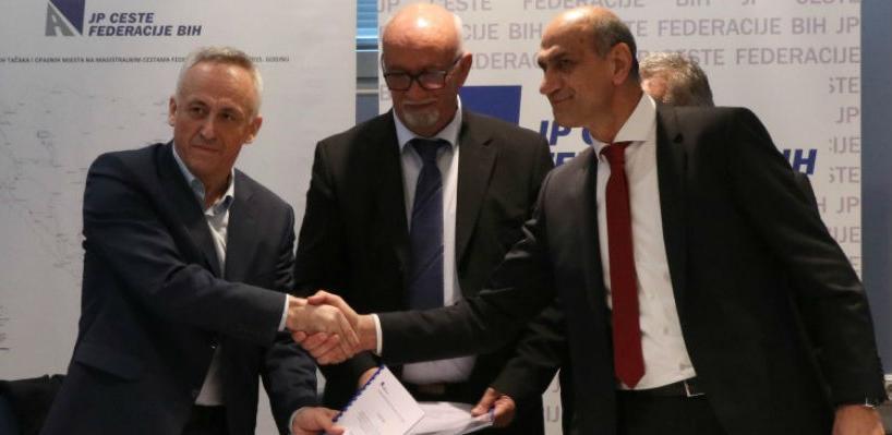 Modernizacija cesta u FBiH: Počinje izgradnja dionice Neum-Stolac