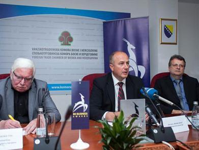 BiH's Gazelle business award, 10 April in Mostar