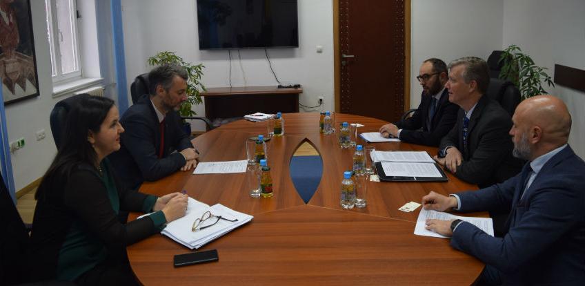 OSCE ostaje partner Vlade KS u borbi protiv korupcije