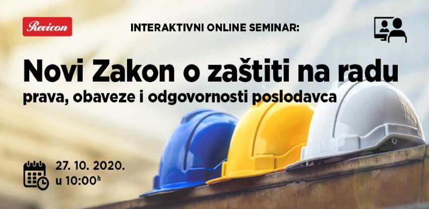Revicon seminar: Novi Zakon o zaštiti na radu