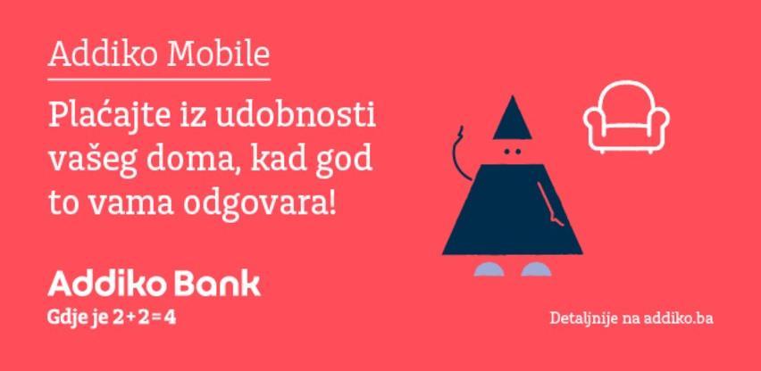 Addiko banka produžila akciju interneta i mobilnog bankarstva bez naknada