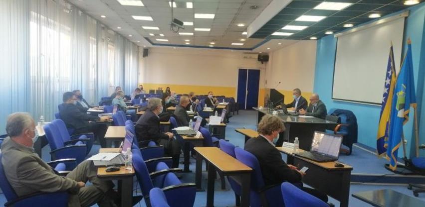 Utvrđen nacrt Budžeta Tuzlanskog kantona za 2021. godinu