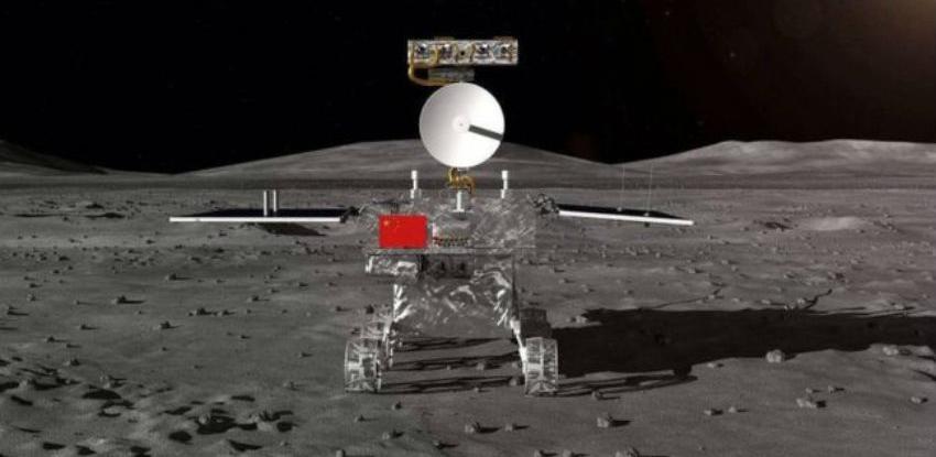 Kineska svemirska letjelica sletjela na 'tamnu stranu' Mjeseca