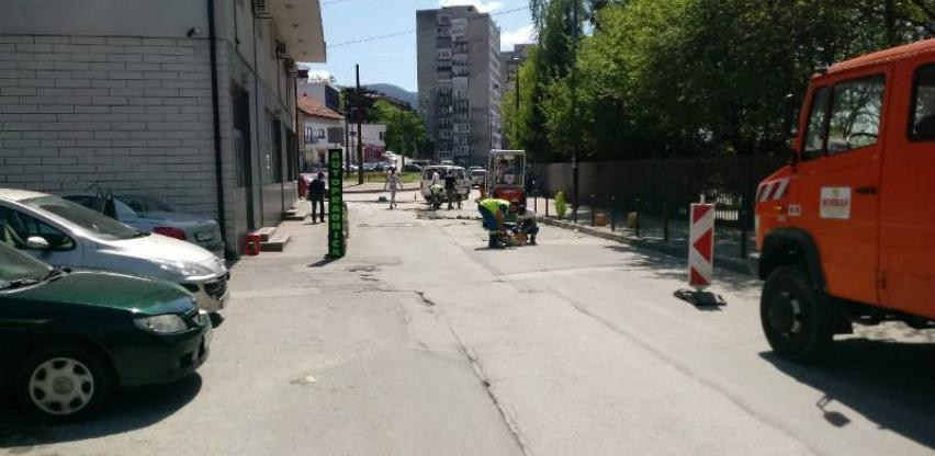 Bosman završio nekoliko projekata rekonstrukcije puteva u općini Centar