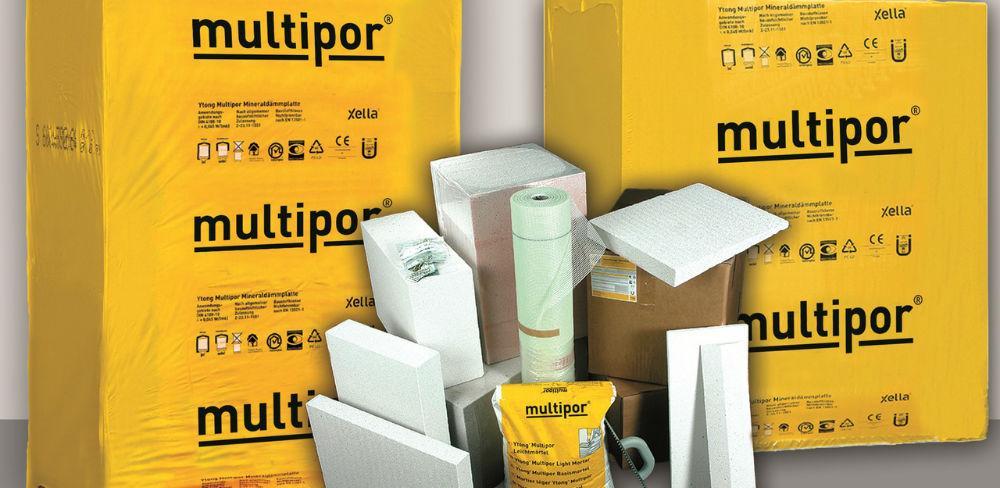 Zašto upotrijebiti Multipor termoizolacione ploče?