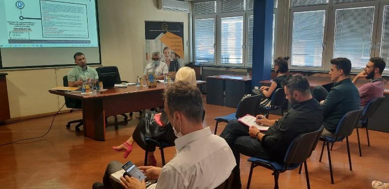 Ministar Delić održao promociju Programa razvoja male privrede i za obrtnike – zanatlije