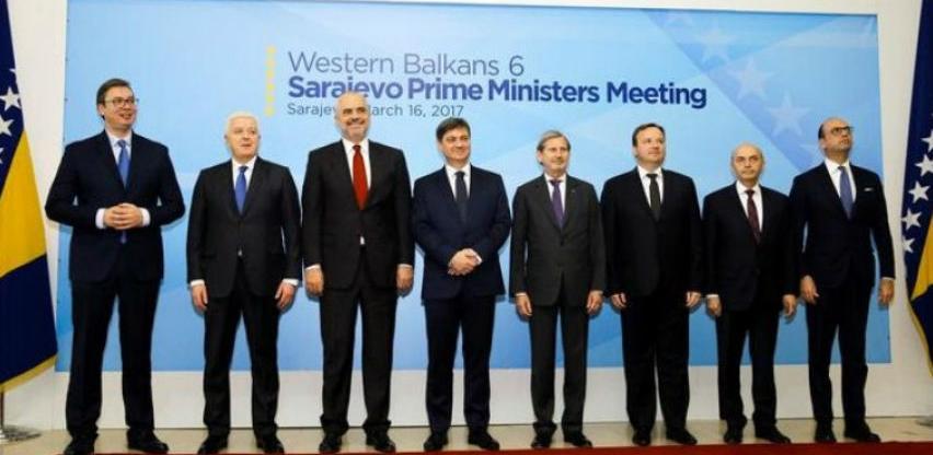 Lideri šest zemalja zapadnog Balkana 8. maja u Sarajevu