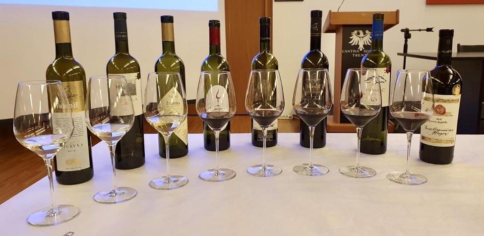 Promotivno veče u Trentu: Hercegovački vinari oduševili Italijane