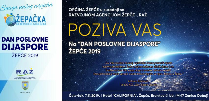 """""""Dan poslovne dijaspore"""" Žepče 2019"""