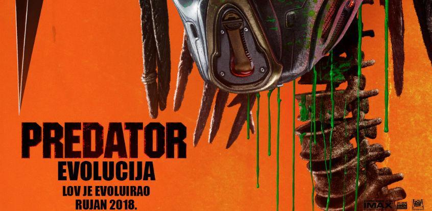 The Predator, The Nun i Patrick u Cinema City