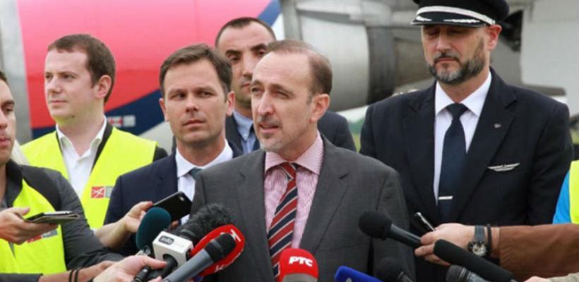 Direktor Air Serbia podnio ostavku