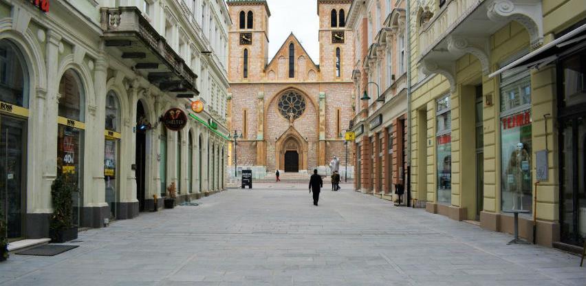 Štrosmajerova ulica dobila novo ruho u rekonstrukciju uložene 632.000 KM