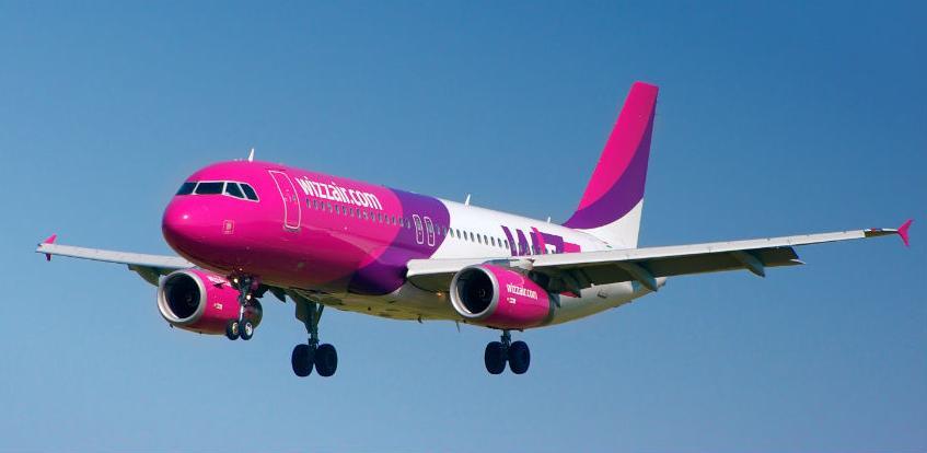 Wizz Air uvodi nove linije: Tuzla se povezuje sa Bečom