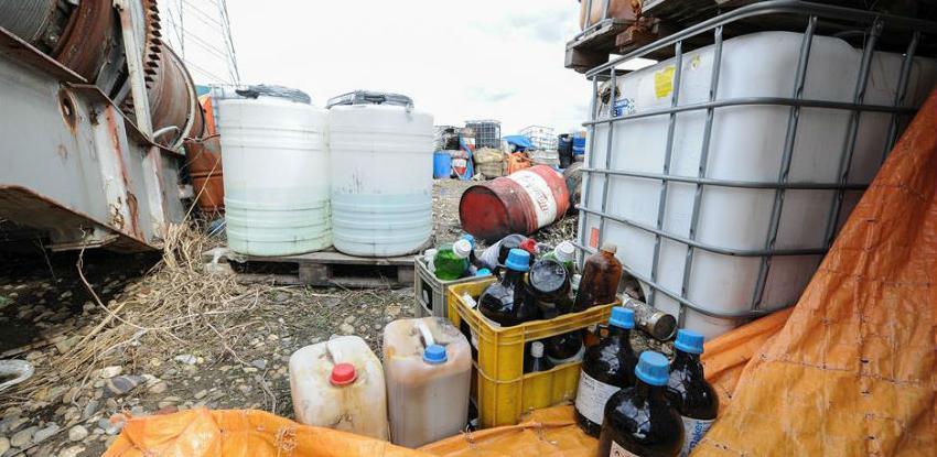 Opasni otpad izvozimo u RH, Austriju, Češku, Njemačku