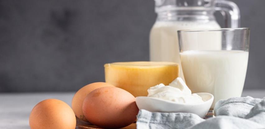 Hrana svakim mjesecom sve skuplja, pogotovo mliječni proizvodi i biljna ulja