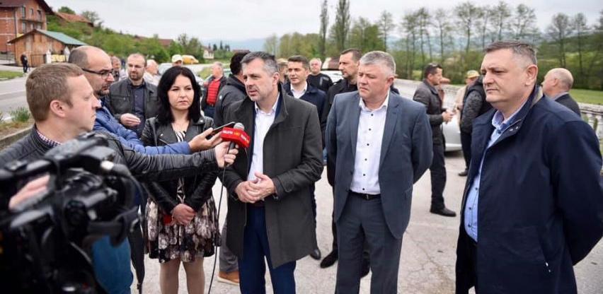 """""""Banja Luka se gradi"""": Novi vodovod za Mišin han"""