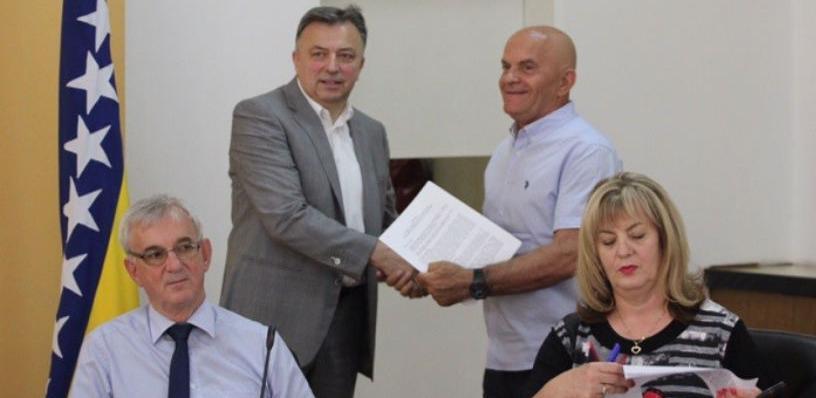 Općina Kalesija za razvoj poduzetničkih zona dobila sredstva od 100.000 KM