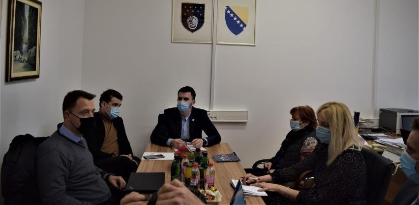 Ministar Delić: Revitalizacija aktuelnih prilika u turizmu bez USAID-a bila bi još više otežana
