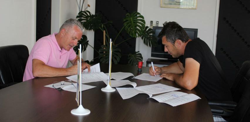 Potpisan ugovor za sanaciju klizišta na putnoj komunikaciji Otoka – Crkvina