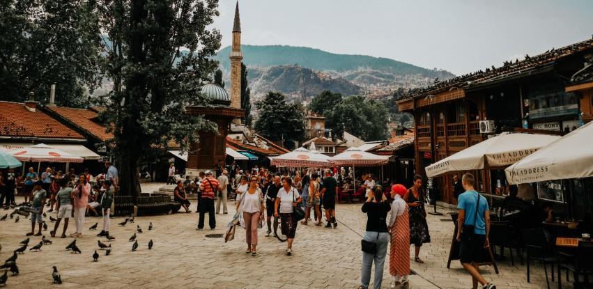 U augustu u BiH 150 hiljada turista, najviše noćenja turista iz UAE i Srbije