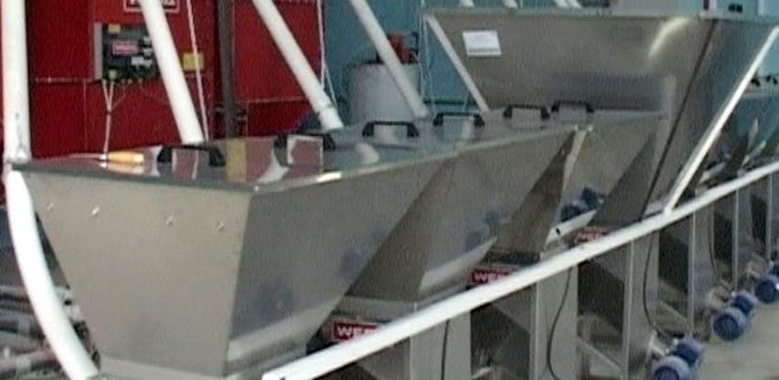 Na farmi kod Gradiške prvi automatizovani sistem za tekuću ishranu