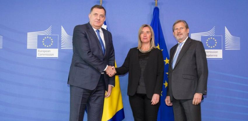 Iz Brisela ponovljena podrška BiH na putu ka EU
