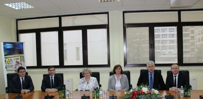 U Mostaru se gradi poštansko logističko središte vrijedno sedam milijuna KM