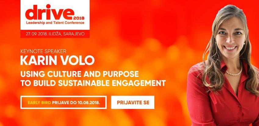 Najveća regionalna Leadership i Talent konferencija 27. septembra u Sarajevu